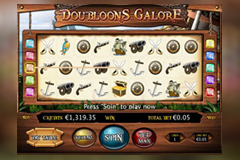 Doubloons Galore