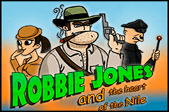 Robbie Jones and the Heart of the Nile